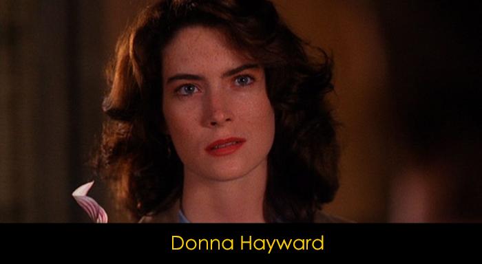 Twin Peaks Dizisi Oyuncuları - Donna Hayward