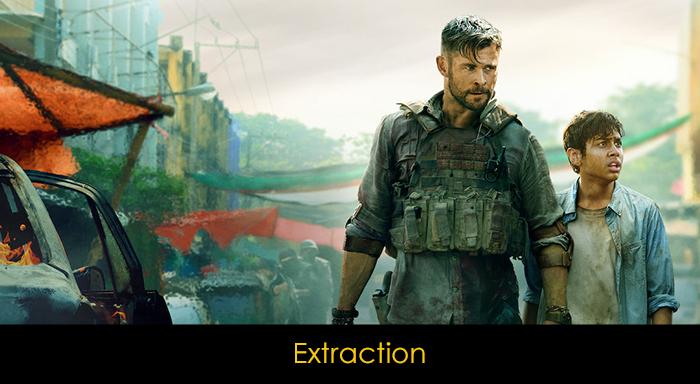 En İyi Netflix Dizileri - Extraction