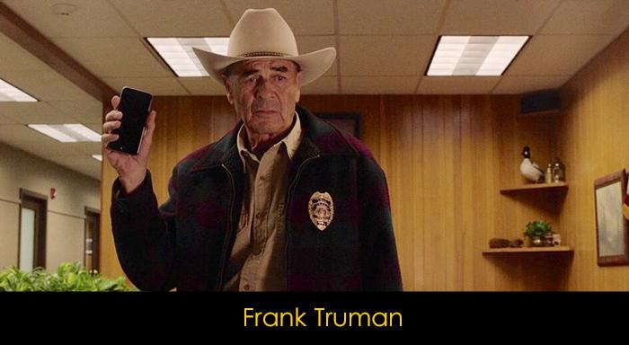 Twin Peaks Dizisi Oyuncuları - Frank Truman
