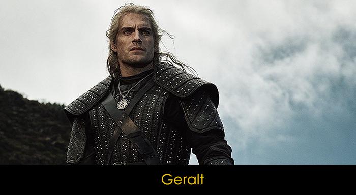 The Witcher Dizisi Oyuncuları - Geralt