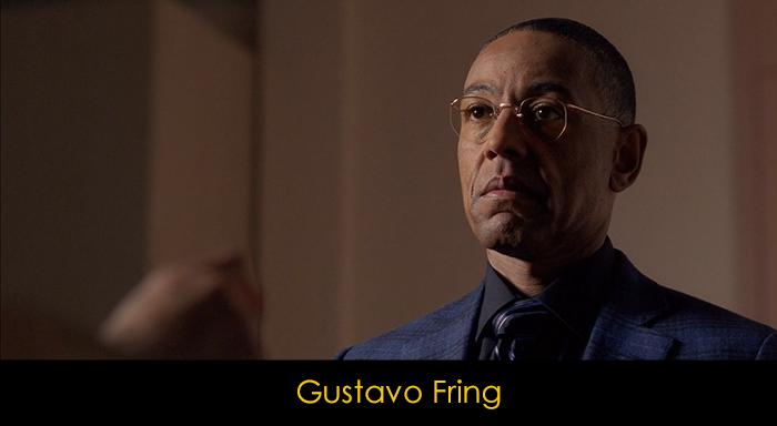 Breaking Bad Dizisi Oyuncuları - Gustova Fring