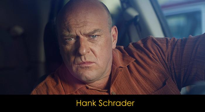 Breaking Bad Dizisi Oyuncuları - Hank Schrader