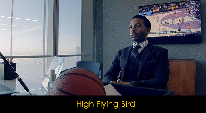 En İyi Netflix Filmleri - High Flying Bird