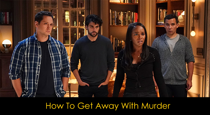 En İyi Netflix Dizileri - How To Get Away With Murder