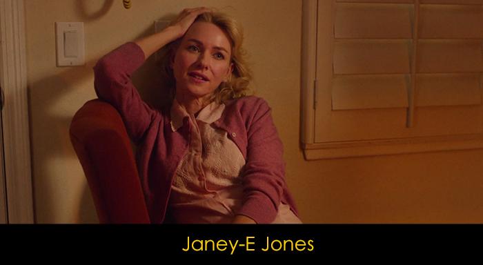 Twin Peaks Dizisi Oyuncuları - Janey-E Jones