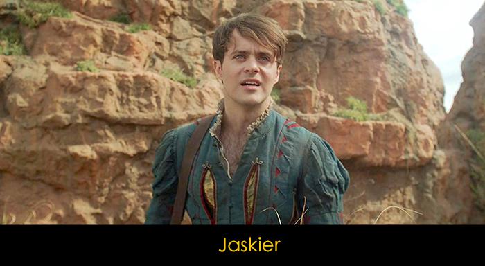 The Witcher Dizisi Oyuncuları - Jaskier