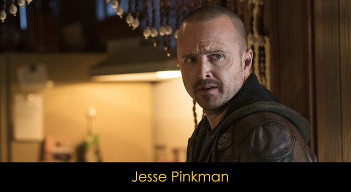 Breaking Bad Dizisi Oyuncuları - Jesse Pinkman