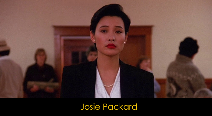 Twin Peaks Dizisi Oyuncuları - Josie Packard