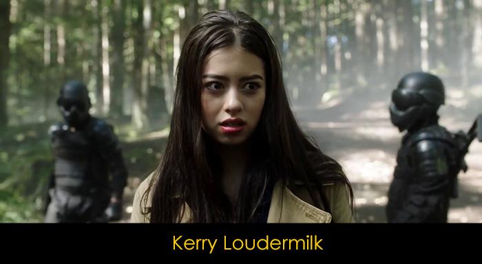 Legion Dizisi Oyuncuları - Kerry Loudermilk
