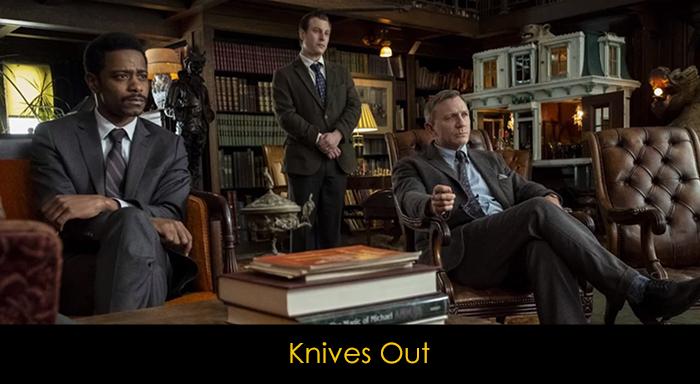 En İyi 2020 Filmleri - Knives Out