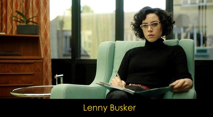 Legion Dizisi Oyuncuları - Lenny Busker