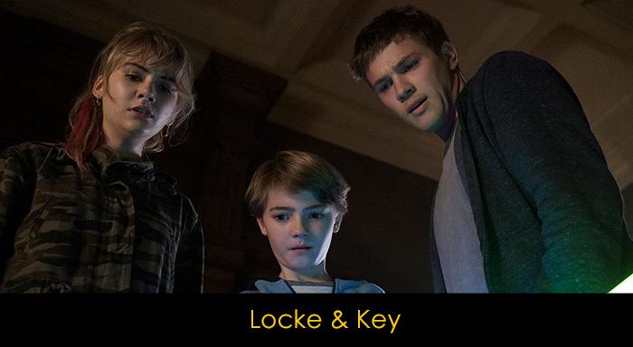 2020 En İyi Netflix Dizileri - Locke & Key