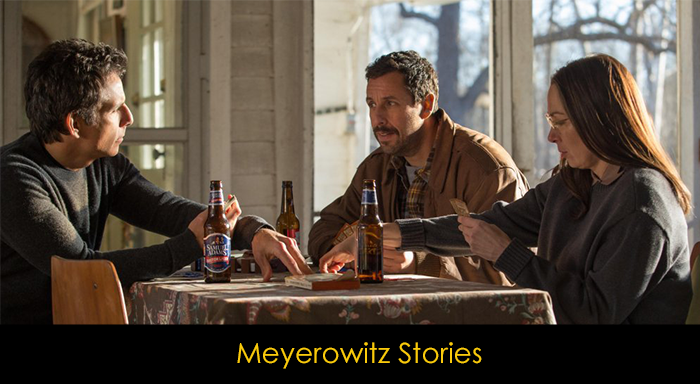 En İyi Netflix Filmleri - Meyerowitz Stories