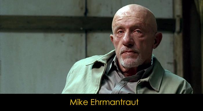 Breaking Bad Dizisi Oyuncuları - Mike Ehrmantraut