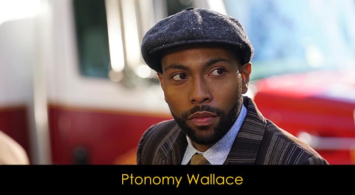 Legion Dizisi Oyuncuları - Ptonomy Wallace
