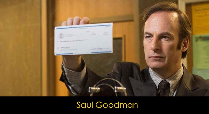 Breaking Bad Dizisi Oyuncuları - Saul Goodman