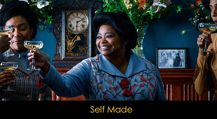 2020 En İyi Netflix Dizileri - Self Made