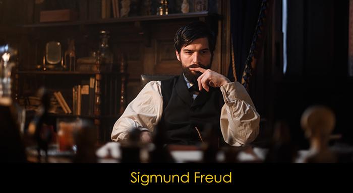 Freud Dizisi Oyuncuları - Sigmund Freud