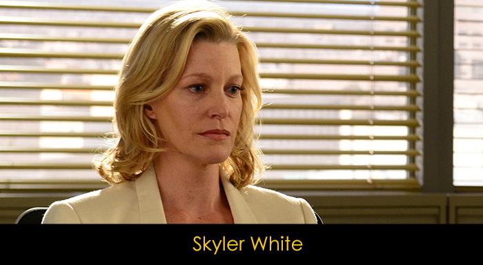 Breaking Bad Dizisi Oyuncuları - Skyler White