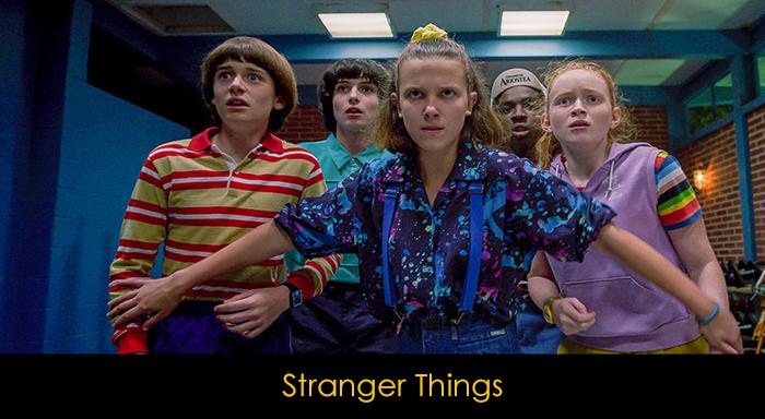 En İyi Bilim Kurgu Dizileri - Stranger Things