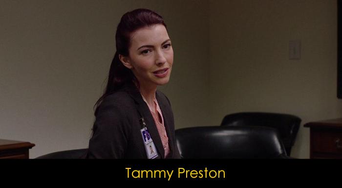 Twin Peaks Dizisi Oyuncuları - Tammy Preston