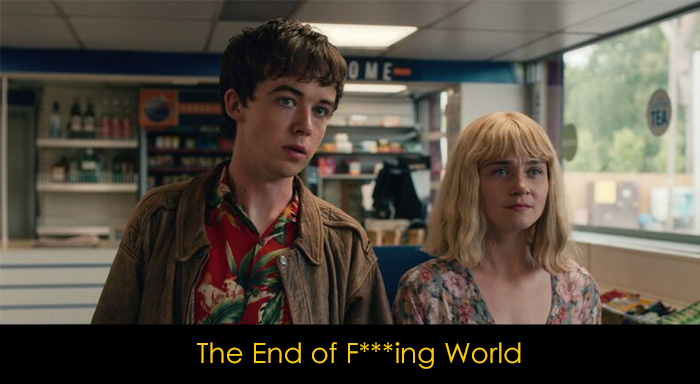 En İyi Netflix Dizileri - The End of the F**king World