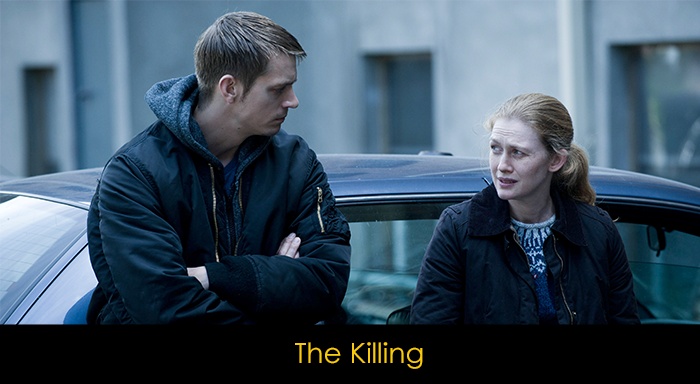 İskandinav Dizileri - The Killing