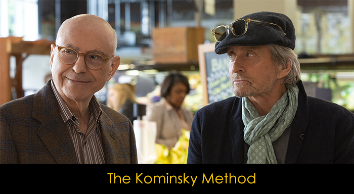 En İyi Netflix Dizileri - The Kominsky Method