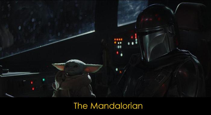 En İyi Bilim Kurgu Dizileri - The Mandalorian