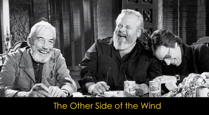 En İyi Netflix Filmleri - The Other Side of the Wind