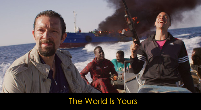 En İyi Netflix Dizileri - The World Is Yours