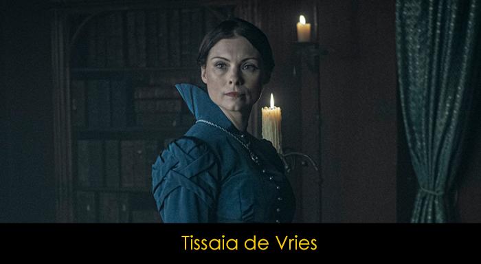 The Witcher Dizisi Oyuncuları - Tissaia de Vries