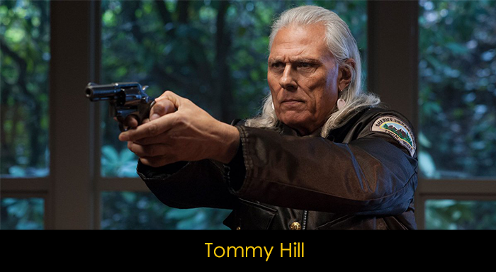 Twin Peaks Dizisi Oyuncuları - Tommy Hill
