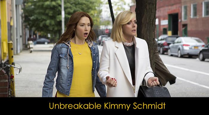 En İyi Netflix Dizileri - Unbreakable Kimmy Schmidt