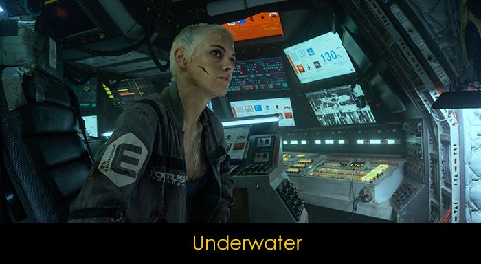 En İyi 2020 Filmleri - Underwater