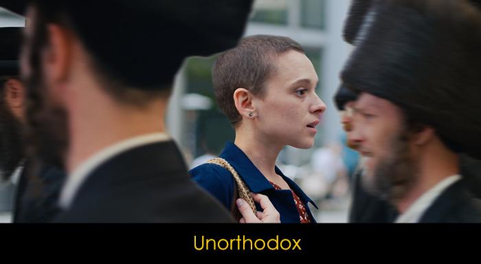 2020 En İyi Netflix Dizileri - Unorthodox