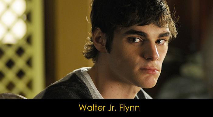 Breaking Bad Dizisi Oyuncuları - Walter Jr. Flynn