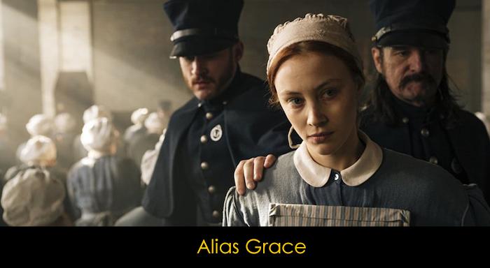En İyi Netflix Mini Dizileri - Alias Grace