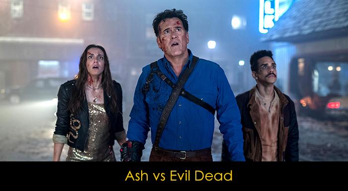 En İyi Zombi Dizileri - Ash vs Evil Dead