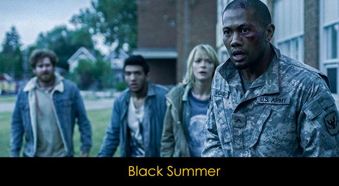 En İyi Zombi Dizileri - Black Summer