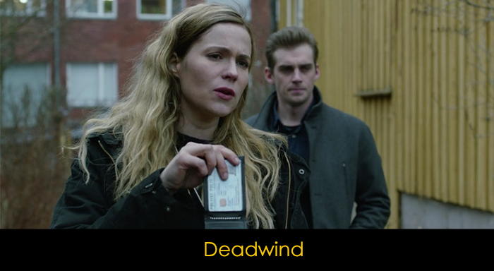 En İyi Netflix Mini Dizileri - Deadwind