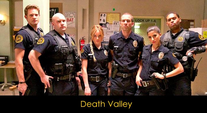 En İyi Zombi Dizileri - Death Valley