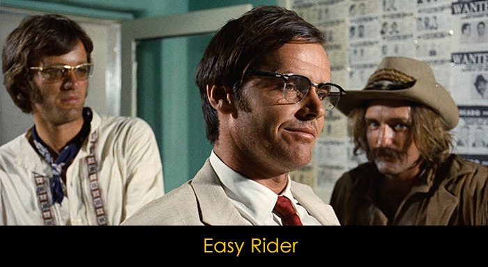 En İyi Jack Nicholson Filmleri - Easy Rider