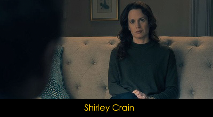 The Haunting of Hill House Dizisi Oyuncuları - Shirley Crain