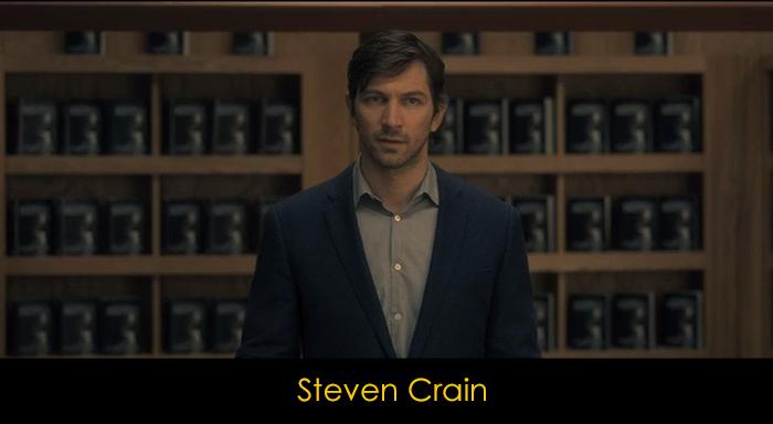 The Haunting of Hill House Dizisi Oyuncuları - Steven Crain