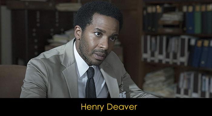 Castle Rock Dizisi Oyuncuları - Henry Deaver