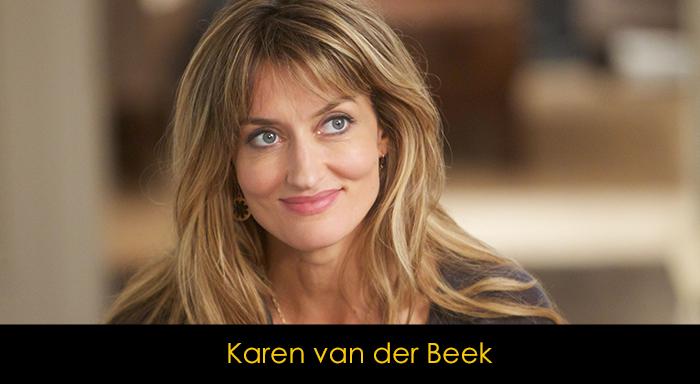 Californication Dizisi - Karen van der Beek