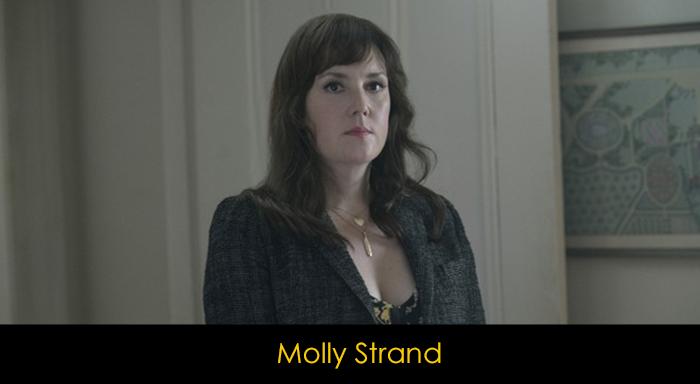 Castle Rock Dizisi Oyuncuları - Molly Strand