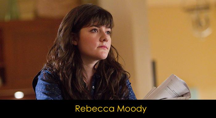 Californication - Rebecca Moody