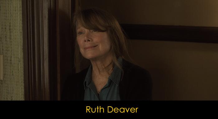 Castle Rock Dizisi Oyuncuları - Ruth Deaver